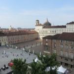 PIazza from Palazzo Madama